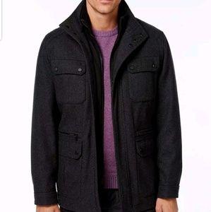 Michael Kors Jackets & Coats - NEW Men's Michael Kors Wool Coat - Size SM